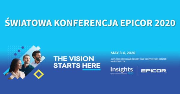 Swiatowa konferencja Epicor 2020