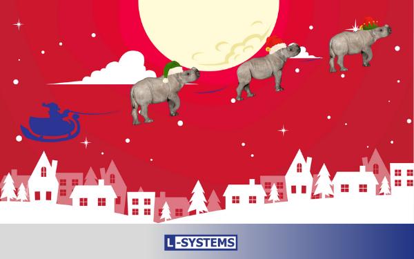 wesołych świąt l-systems 2020